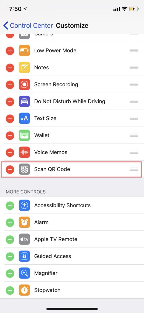 add-qr-code-ios-12-in-control-center
