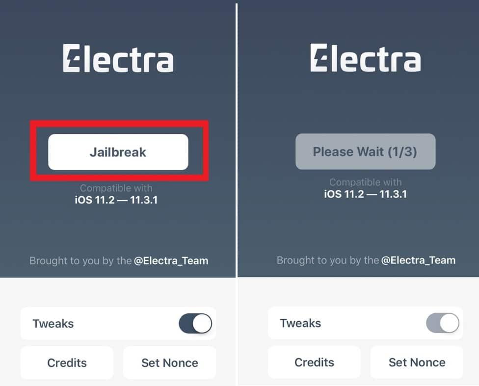 Jailbreak-iOS-11.4-BETA3-Electra1131